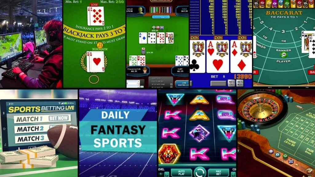 Games online to bet